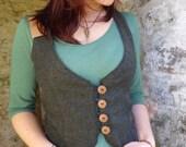 Wool vest/waistcoat deposit for Lucy