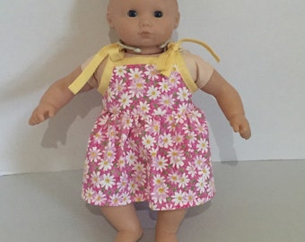 Sundress for Dolls, Doll Clothes, Doll Dress