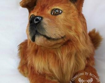 Custom Posable Art Doll Plush Deposit