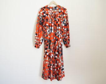 Vintage 70s Dress