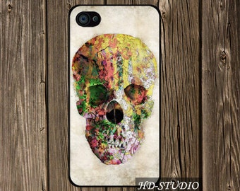 Colorful skull iPhone 6s case iPhone 6 iPhone 5s case iPhone 6s Plus case iPhone 5c case iPhone 4s case