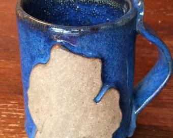 Ceramic Michigan Mug