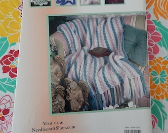 Creative Crochet in a Day from the Needlecraft Shop