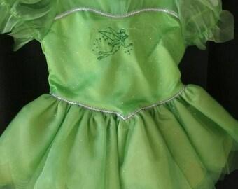Tinker bell infant toddler girl princess