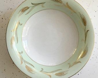 "Noritake China ""Alice"" Vintage Soup Plate Bowls 4"