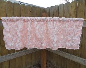 Blush Curtains Etsy