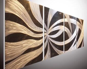 Modern 3D Painting Sculpture Indoor Outdoor Decor Metal Wall Art Original Abstract wall art Original abstract Metal Wall Art
