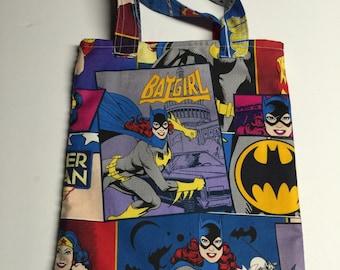 Girls super hero bag