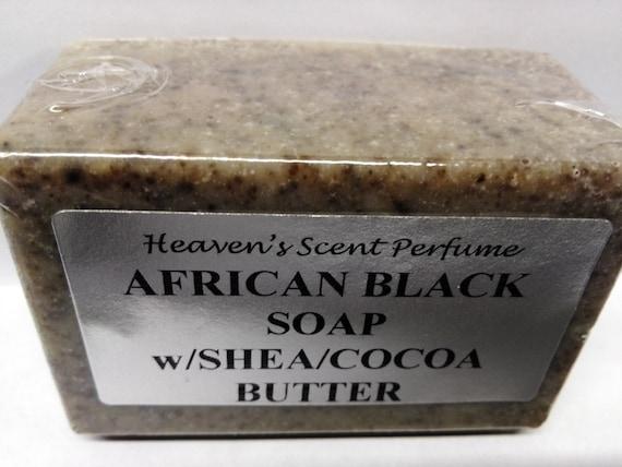 Raw shea butter soap benefits