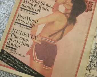 November 3, 1977 Issue No. 251 Featuring Ron Wood on the Cover