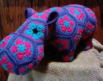 Happypotamus the Happy Hippo