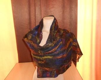 felting scarf