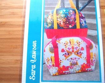 Bag Purse Sewing Pattern - Aeroplane Bag Sewing Pattern - Sew Sweetness - Printed Sewing Pattern