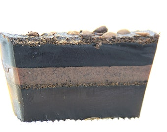 Coffee&Chocolate soap-scrub