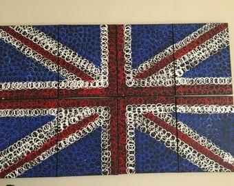 Union Jack Painting