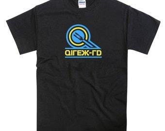 Wipeout Racing League Inspired Qirex Tshirt