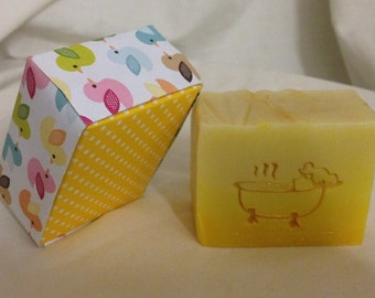 SOAP for the bath