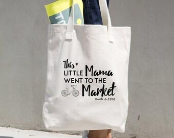 Tote Bag, Farmers market bag, Canvas bag, Mom bag, Market bag, Canvas tote bag,reusable bag, Grocery bag,shopping bag, boho bag,