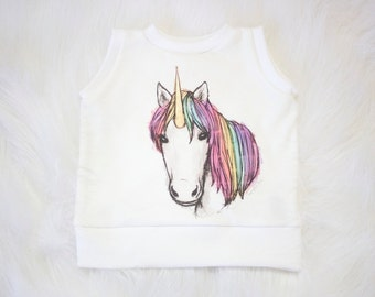 Unicorn Tank for Babies and Toddlers