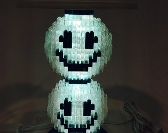 LEGO® Lamp - Smiley Face Lamp with LEDs