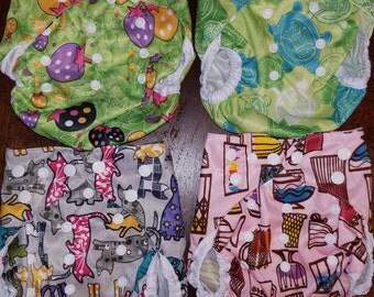 OS Cloth Diaper Cover