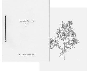 """Booklet """"Herbarium"""""""
