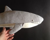 Shark / Made To Order / Free Shipping