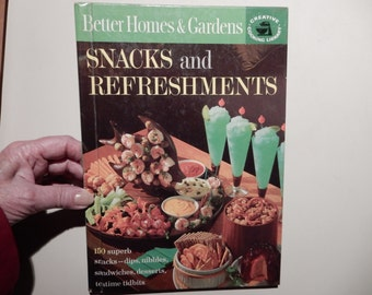 Better Homes & Gardens Snacks and Refreshments