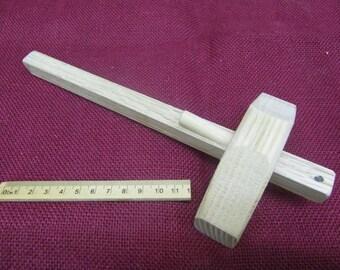 medieval mary rose marker gauge scantyllion living history reenactment use