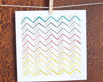 "017/100 - ""100 Days"" Project print"