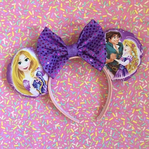 Rapunzel inspired Mickey Ears Mouse Ears Tangled Flynn