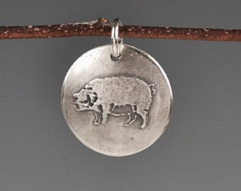 Pig totem-talisman-amulet-charm-spirit animal-power animal