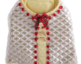 Christmas Pet Harness with 4' Leash