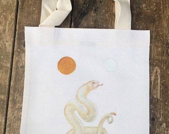 Active Serpent Tote