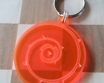 Steven Universe's Shield Keychain