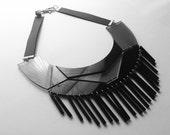 Statement geometric necklace, Statement Jewelry