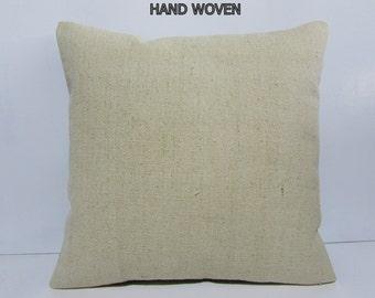 kilim pillow 24x24 decorative pillow big pillowcase big pillow case big decorative pillow 24x24 kilim pillow euro pillow sham cream 32105