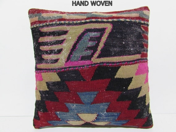 floor pillow cover 20x20 extra large cushion southwestern