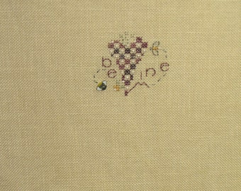 Be Mine Heart CrossStitch