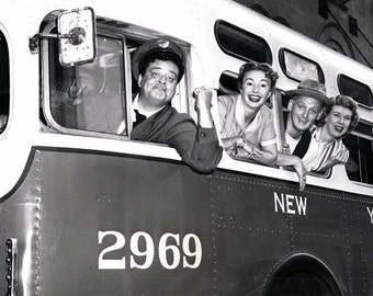 The Honeymooners , The Honeymooners full cast 1955 # 2
