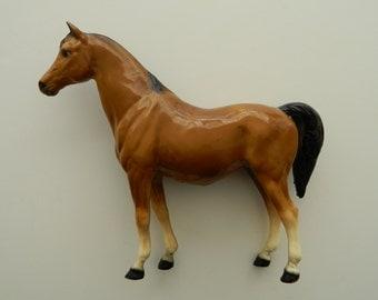 Vintage Breyer Buckskin Horse.