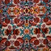 """Multi-Color Ethnic Challis Print #4 Apparel Fabric 100% Rayon Sewing Shirt 54""""-55"""" Wide By The Yard"""