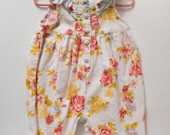 Vintage Baby Girl 18month Jumper