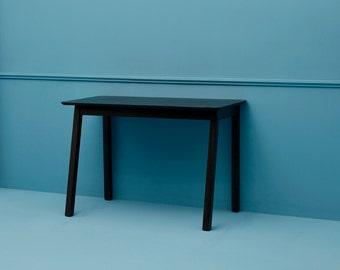 Solid hardwood ash desk modern design handcrafted desk - Anderson by bff