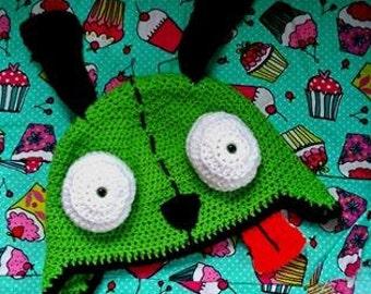 Alien Dog Hat