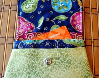Fabric Credit Card/Cash Purse Holder