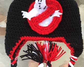 Ghostbuster Hat