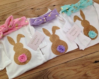 First Easter Outfit Girl | Baby Easter Outfit | Easter shirt | Easter Onsie | First Easter Bodysuit | Easter Toddler Shirt