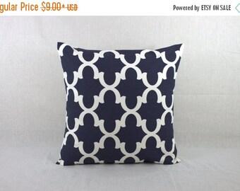Decorative Pillows - Navy Decorative Pillows - Navy Decorative Pillows for Sofa 0011