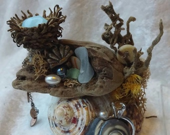 Treasures of the Sea Fairy